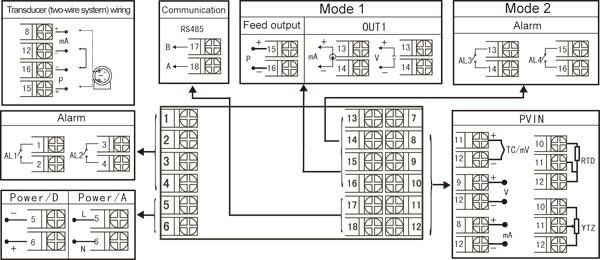电路 电路图 电子 原理图 600_260