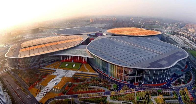 21届中国国际工业博览会开幕,李强、应勇出席